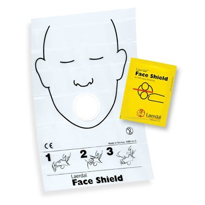 Face Shield CPR