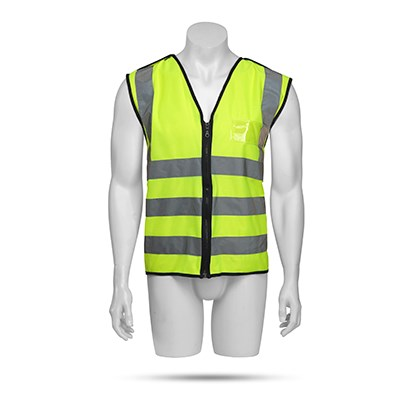 "High visibility vest, ""First Aid"", Large"