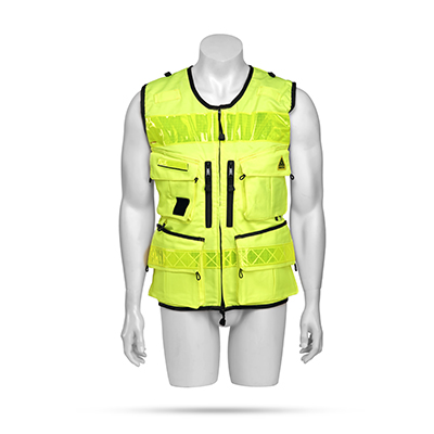 High visibility vest, Læge, Large