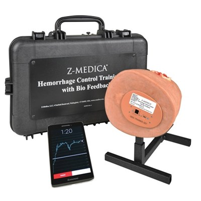 Z-Medica® Hemorrhage Control Training Kit with BioFeedback